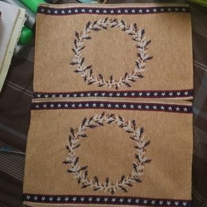lovely 4th of july placemats
